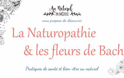 Conférences :  Naturopathie & Fleurs de Bach à Lacanau