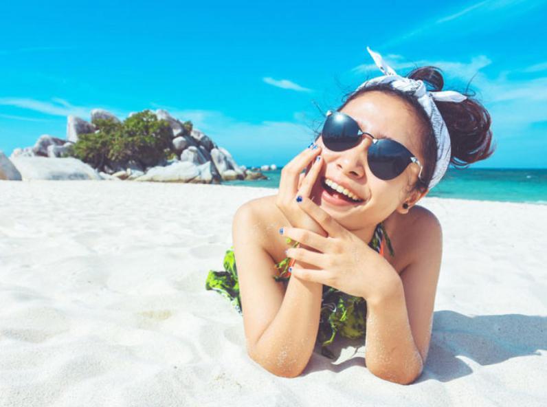 Les fleurs de Bach : zéro stress en vacances