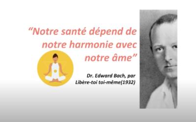 Quatre citations courtes sur la santé écrites par Docteur Edward Bach