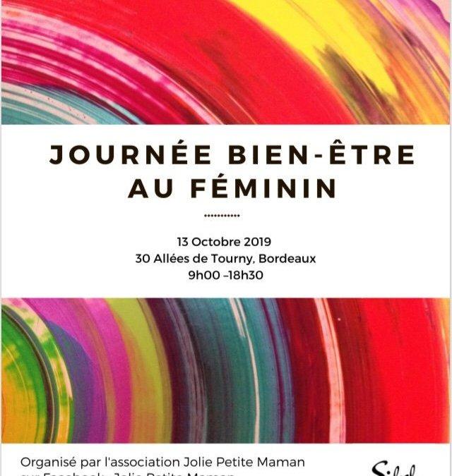 Journée du bien-être au Féminin – 13 octobre 2019